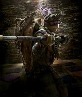 Нажмите на изображение для увеличения Название: Donatello_2014_Textless_Poster.jpg Просмотров: 17 Размер:4,24 Мб ID:76402