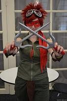 Нажмите на изображение для увеличения Название: cosplay_raphael__gijinka__tmnt_by_tynokamimara-d655jci.jpg Просмотров: 7 Размер:100,0 Кб ID:87612