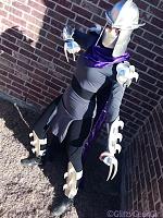 Нажмите на изображение для увеличения Название: shredder_from_tmnt_cosplay_by_glitzygeekgirl-d74bn32.jpg Просмотров: 7 Размер:239,4 Кб ID:87620