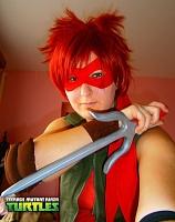 Нажмите на изображение для увеличения Название: tmnt_raph_cosplay__gijinka__by_tynokamimara-d61988h.jpg Просмотров: 4 Размер:167,7 Кб ID:87672