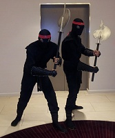 Нажмите на изображение для увеличения Название: tmnt-foot-clan-ninja-cosplay-dragoncon-20121.jpg Просмотров: 7 Размер:982,2 Кб ID:87674