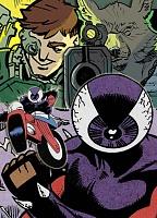 Нажмите на изображение для увеличения Название: Dead-Eye (Archie) Deadaim (IDW).jpg Просмотров: 0 Размер:300,7 Кб ID:134648