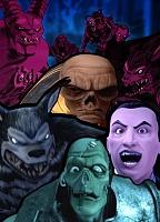 Нажмите на изображение для увеличения Название: Savanti Romero's Monster Army.jpg Просмотров: 1 Размер:272,2 Кб ID:137166