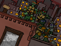 Нажмите на изображение для увеличения Название: ninja_turtles__1_cover_mock_by_anotherzombi-d6jwq1y.png Просмотров: 13 Размер:819,9 Кб ID:79542