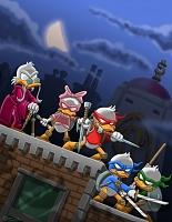 Нажмите на изображение для увеличения Название: junior_woodchuck_ninja_ducklings_by_mbosn-d6l311y.jpg Просмотров: 25 Размер:104,4 Кб ID:79551
