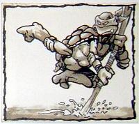 Нажмите на изображение для увеличения Название: TMNT spot illo on DuoShade1.jpg Просмотров: 8 Размер:114,1 Кб ID:67547