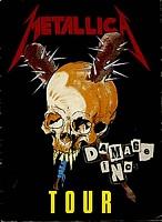 Нажмите на изображение для увеличения Название: Metallica Damage Inc.jpg Просмотров: 1 Размер:25,3 Кб ID:105416