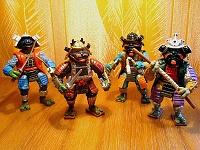 Нажмите на изображение для увеличения Название: tmnt_toys_ninja_samurais.jpg Просмотров: 22 Размер:285,3 Кб ID:5402
