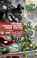Нажмите на изображение для увеличения Название: Batman-Teenage Mutant Ninja Turtles Deluxe Edition-000.jpg Просмотров: 6 Размер:1,46 Мб ID:162601