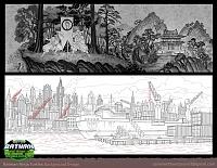 Нажмите на изображение для увеличения Название: 3 Batman-TMNT-Design01.jpg Просмотров: 3 Размер:1,32 Мб ID:151898