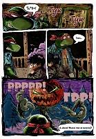 Нажмите на изображение для увеличения Название: TMNT-Halloween-2009-p05_rus.jpg Просмотров: 62 Размер:311,1 Кб ID:11408