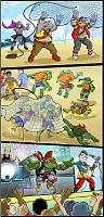Нажмите на изображение для увеличения Название: Comics 38 S06-Ep02_Frogs01.jpg Просмотров: 20 Размер:605,8 Кб ID:167260