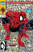 Нажмите на изображение для увеличения Название: Spiderman #1 Green cover Torment part 1 of 5.jpg Просмотров: 0 Размер:935,5 Кб ID:155527
