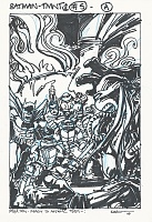 Нажмите на изображение для увеличения Название: Batman-TMNT-2-Cover-5A.jpg Просмотров: 1 Размер:614,6 Кб ID:142119