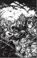 Нажмите на изображение для увеличения Название: BatmanTMNTII3FinalInks.jpg Просмотров: 1 Размер:468,4 Кб ID:142127