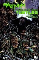 Нажмите на изображение для увеличения Название: Batman-TMNT-HC-Cover-RE-Baltimore-Comic-Con.jpg Просмотров: 11 Размер:138,3 Кб ID:112635