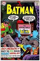 Нажмите на изображение для увеличения Название: Batman 183.jpg Просмотров: 11 Размер:117,8 Кб ID:142288