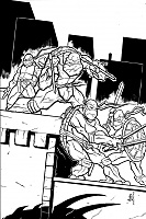 Нажмите на изображение для увеличения Название: Teenage_Mutant_Ninja_Turtles_by_stikkmann.jpg Просмотров: 16 Размер:188,7 Кб ID:79536