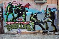 Нажмите на изображение для увеличения Название: tmnt_graffiti_wall_by_liubogri-d6qkbgu.jpg Просмотров: 13 Размер:220,9 Кб ID:79945
