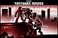 Нажмите на изображение для увеличения Название: tortugas_ninjas_by_rubtox-d7v1bkk.jpg Просмотров: 10 Размер:897,8 Кб ID:81147