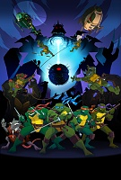 Нажмите на изображение для увеличения Название: turtles_forever_poster_by_e_mann.jpg Просмотров: 25 Размер:1,06 Мб ID:118668