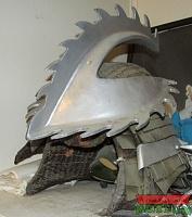 Нажмите на изображение для увеличения Название: Прототип шлема Шреддера.jpg Просмотров: 7 Размер:111,2 Кб ID:91103