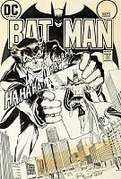 Нажмите на изображение для увеличения Название: 22 Neal Adams' Batman 251 cover (from 1973!).jpg Просмотров: 2 Размер:380,5 Кб ID:158275