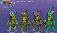 Нажмите на изображение для увеличения Название: BMNT - Character concept - Main heroes.jpg Просмотров: 34 Размер:1,40 Мб ID:129978