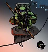 Нажмите на изображение для увеличения Название: Donatello Watchful.jpg Просмотров: 44 Размер:465,8 Кб ID:94663