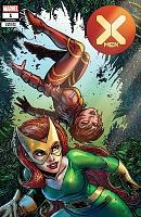 Нажмите на изображение для увеличения Название: 91 Kevin Eastman X-Men #1 Variant Cover.jpg Просмотров: 12 Размер:661,7 Кб ID:147258