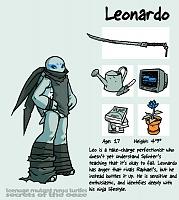 Нажмите на изображение для увеличения Название: secrets_of_the_ooze__leonardo_by_mooncalfe-d7t1cvd.jpg Просмотров: 15 Размер:192,8 Кб ID:88420