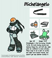 Нажмите на изображение для увеличения Название: secrets_of_the_ooze__michelangelo_by_mooncalfe-d7ssa58.jpg Просмотров: 14 Размер:196,1 Кб ID:88421