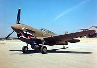 Нажмите на изображение для увеличения Название: 7 Curtiss_P-40E_Warhawk_2_USAF.jpg Просмотров: 2 Размер:198,9 Кб ID:163280