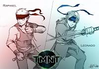 Нажмите на изображение для увеличения Название: TMNT_Human_simulated_i_by_Rcaptain.jpg Просмотров: 7 Размер:102,4 Кб ID:100034