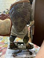 Нажмите на изображение для увеличения Название: TMNT Out of the Shadows Michelangelo 16 Scale Figure4.JPG Просмотров: 2 Размер:2,74 Мб ID:141951