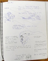 Нажмите на изображение для увеличения Название: from old sketchbook-notes onTMNT15 sm.jpg Просмотров: 9 Размер:103,5 Кб ID:135354