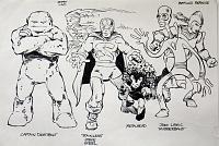 Нажмите на изображение для увеличения Название: Justice Force designs sm.jpg Просмотров: 13 Размер:103,6 Кб ID:135355