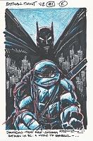 Нажмите на изображение для увеличения Название: Batman-TMNT-2-Cover-1E.jpg Просмотров: 0 Размер:627,7 Кб ID:142108